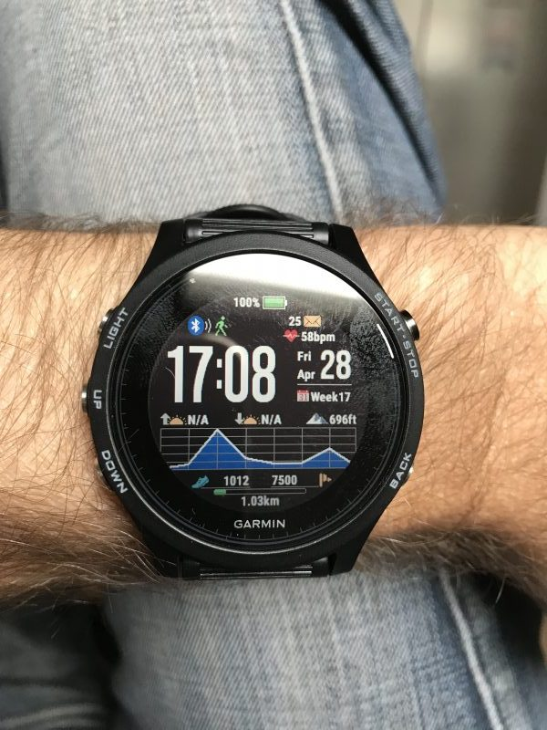 test garmin forerunner 935 2017 mothblog